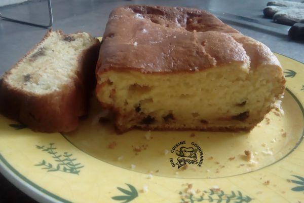 Recette cake de carole