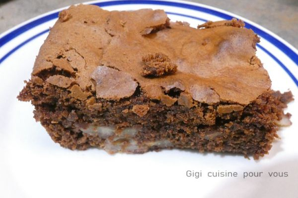 Recette cake chocolat banane avec le cake factory