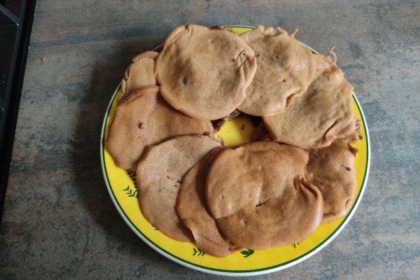 Recette Pancake au chocolat