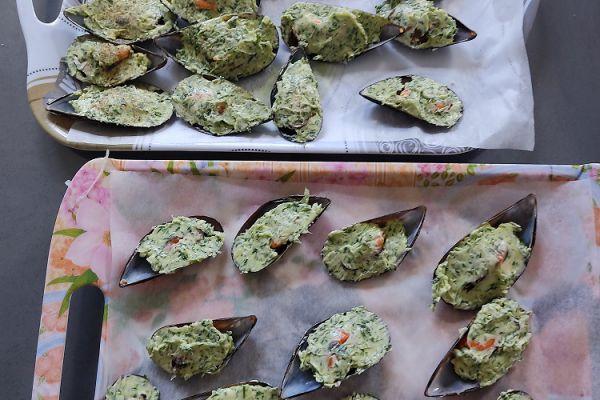 Recette Beurre persil et échalotes au compact cook pro
