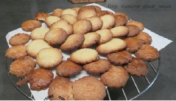 Recette galettes bretonnes au beurre salé avec le compact cook pro