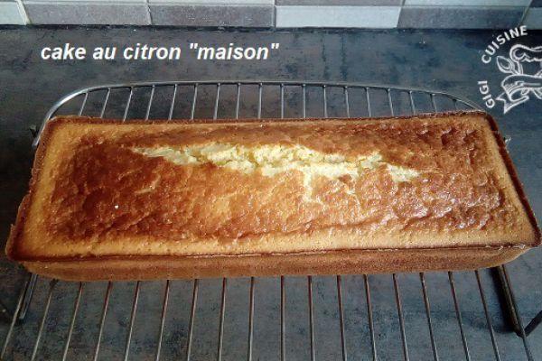 Recette Cake citron de Minou (thermomix)