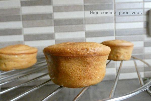 Mini gâteau compote de pommes au cake factory