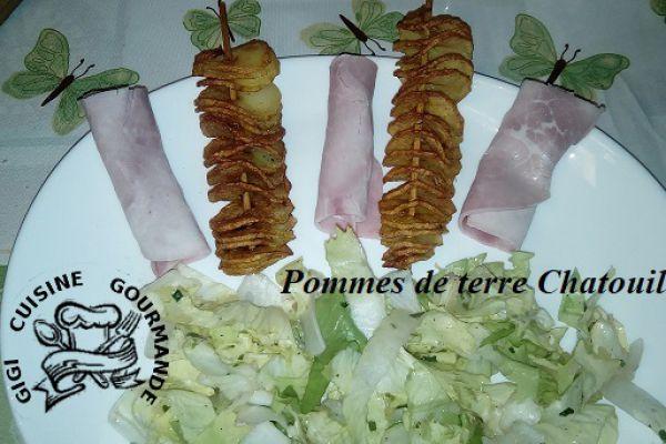 Pommes de terre Chatouillard