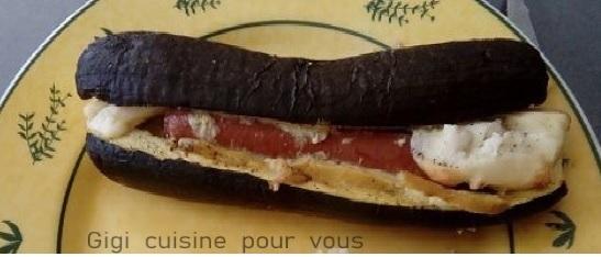 Recette Courgettes farcies aux saucisses