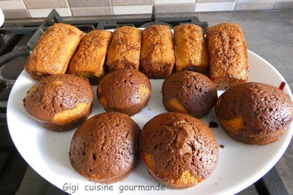 gâteau marbré ccp et cf