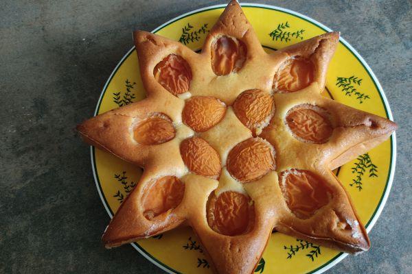 Recette Gâteau yaourté aux abricots