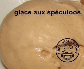 GLACE AU SPECULOOS AU THERMOMIX