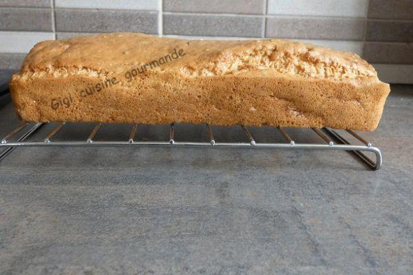 Recette Gâteau ultra léger aux blancs d'oeufs