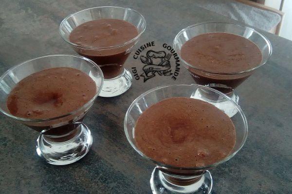 Recette Mousse au chocolat au grand marnier