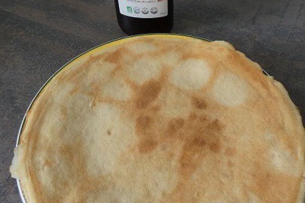 Recette Pâte à crêpes (recette thermomix)