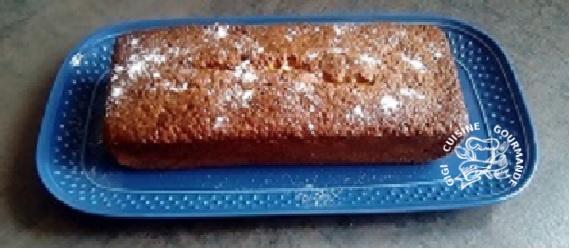 Recette Gâteau moelleux au jus d'orange