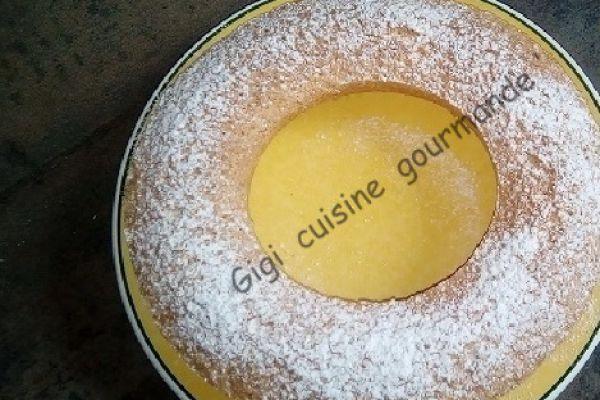 Recette Gâteau de Savoie avec noix de coco