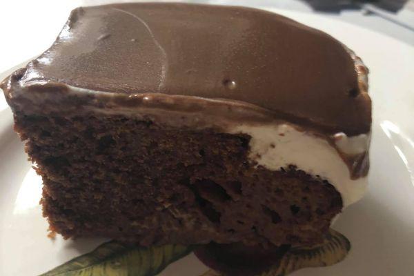 gâteau qui pleure revisité