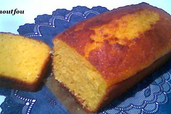 Recette Cake carotte noix de coco