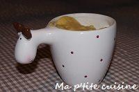 Mug Cake au citron