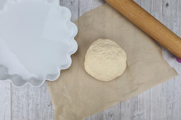 Recette Pate à tarte allégée