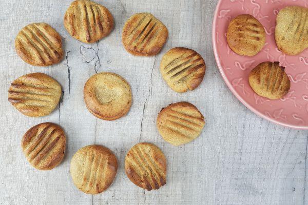 Biscuits protéinés à la whey