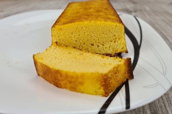 Recette Gâteau de semoule à l'orange