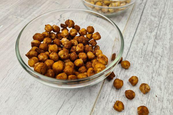 Recette Pois chiches grillés au paprika (sans huile)