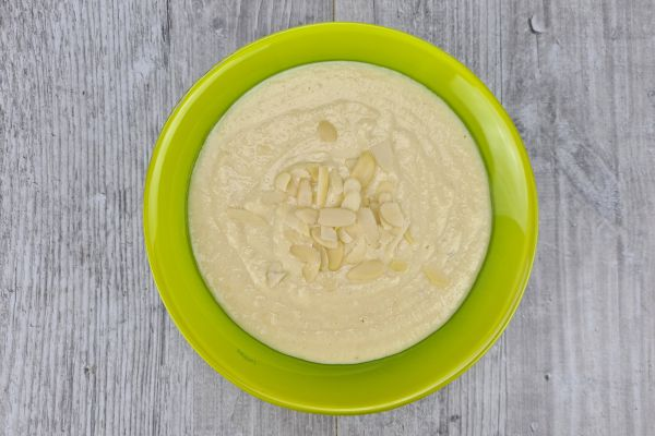 Frangipane allégée (sans sucre et sans beurre)