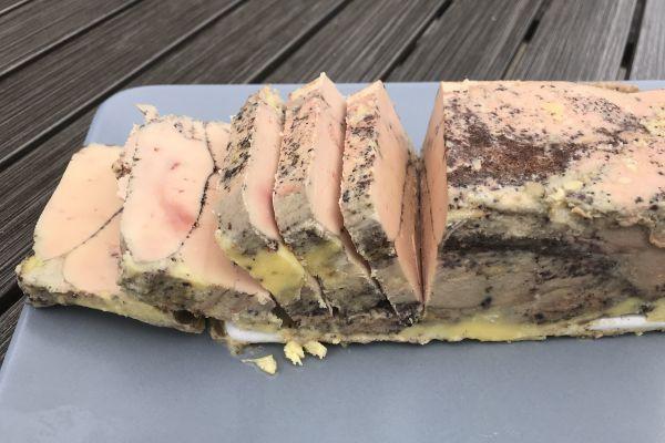 Recette Terrine de foie gras