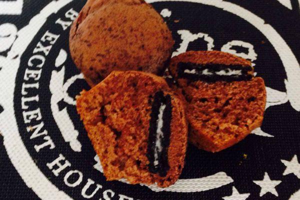 Recette Muffin Oréo