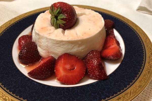 Recette Cumulus aux fraises