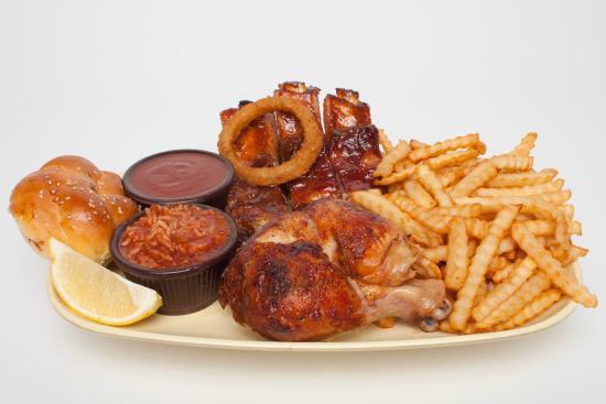 Recette Poitrine de poulet raifort (Marinade)
