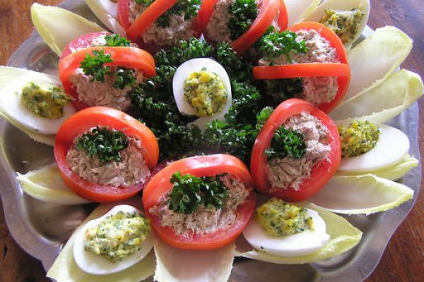 tomate Monégasque