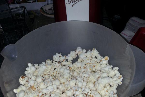 Recette Pop Corn sucré maison