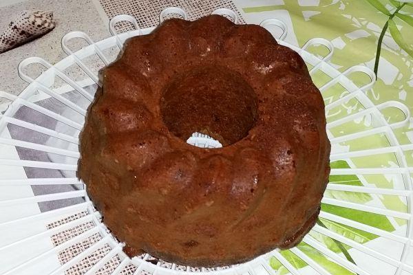 Recette Gâteau praliné caramel