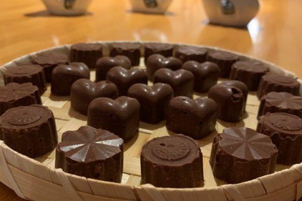 Recette chocolat style toblerone