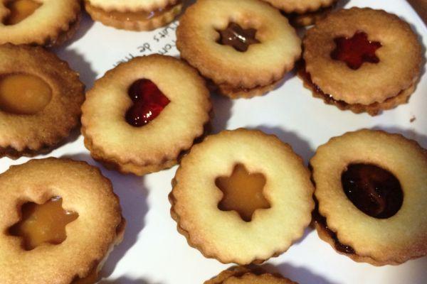 Recette Biscuits multi garniture