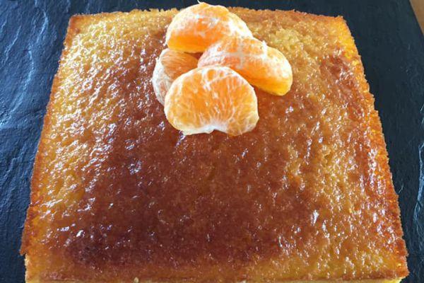Recette Fondant mandarine