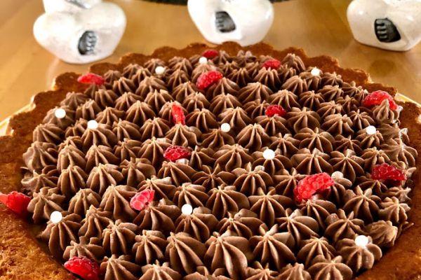 Recette Tarte renversée Crousti Nutella