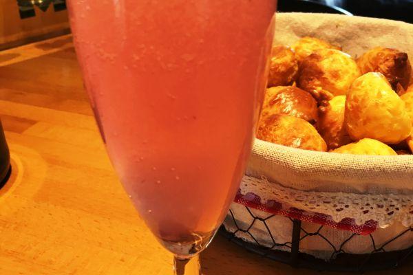 Recette cocktail malibu mousseux