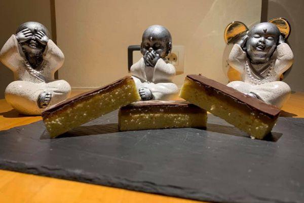 Recette Barre chocolat poire façon pim's