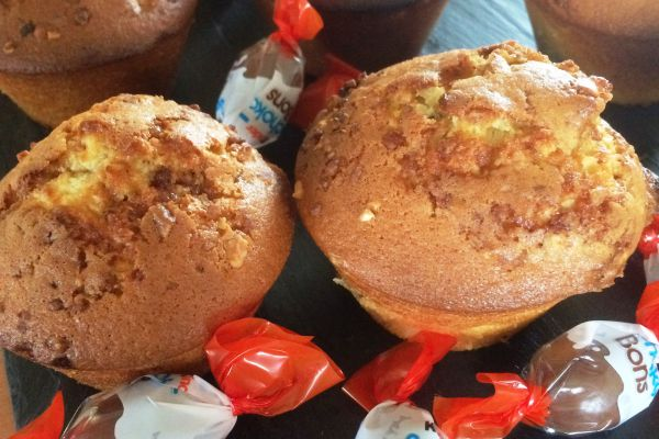 Muffin au chocobon