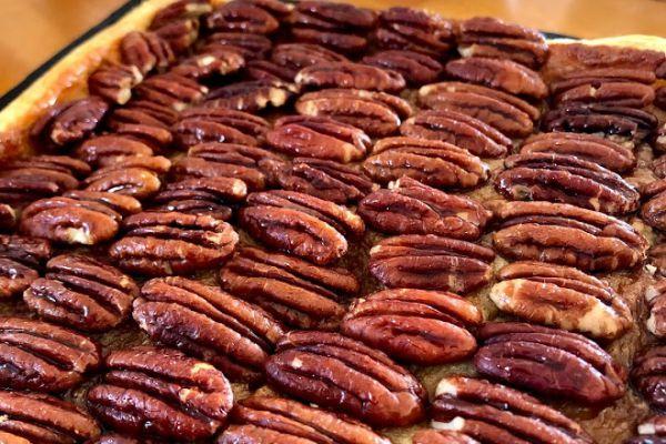 Recette Tarte noix de pécan