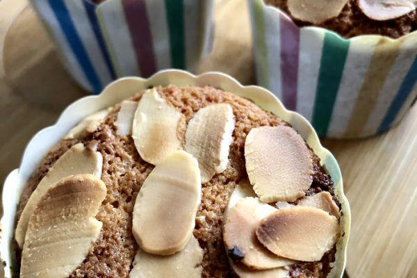 Recette Muffins frangipane