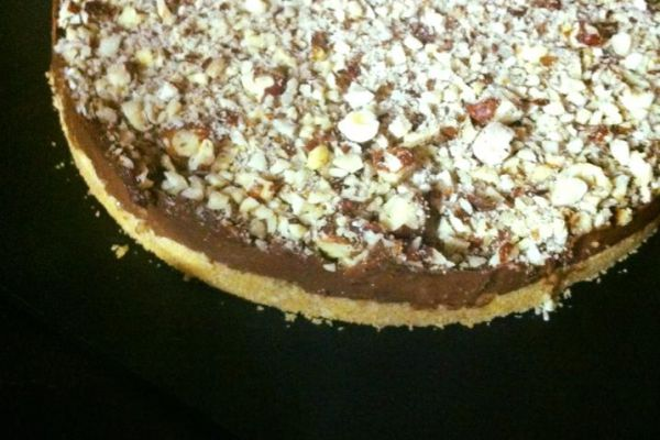 Recette cheese cake nutella