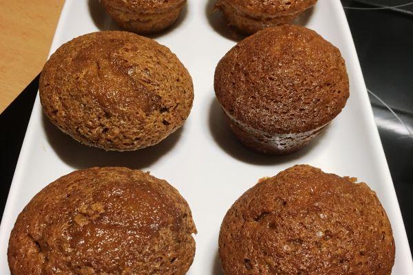 Recette Muffins carambar
