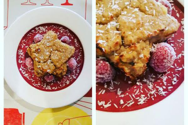 Recette Gâteaux Coco/Amandes