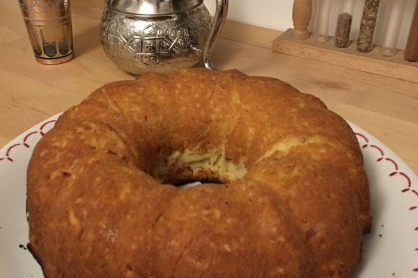Recette Gâteau aux pommes râpées