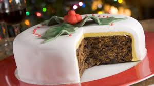 Recette Christmas cake
