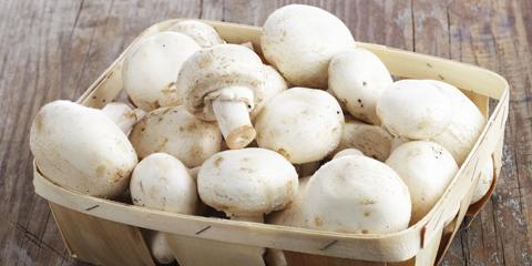 Salade de champignons de Claire