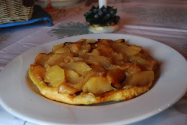 Recette Tatin de pommes