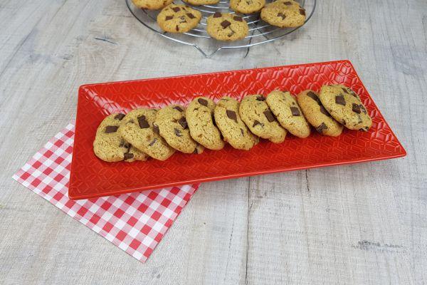 Recette Cookies à l'huile d'olive sans beurre