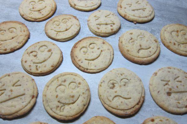 Recette Biscuits au pralin